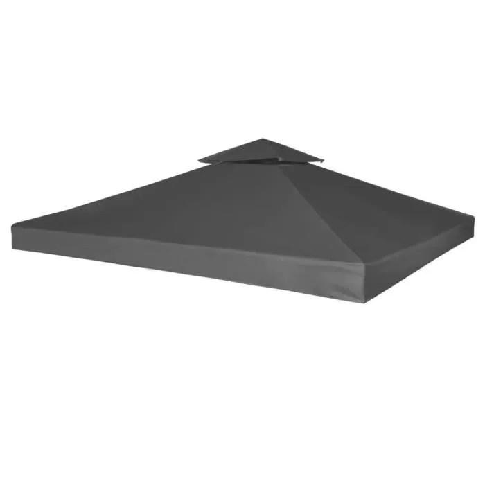 toile de toit de rechange pour tonnelle de jardin