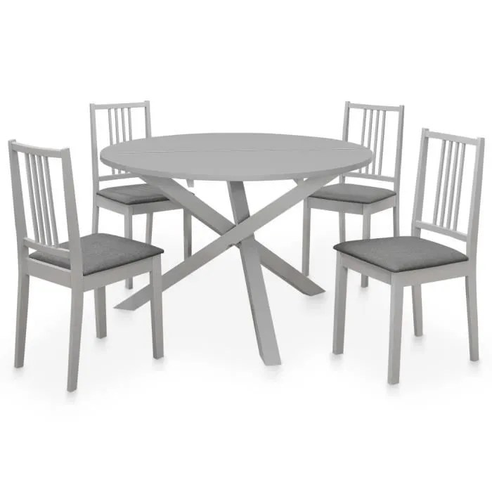 salle a manger rond table chaise