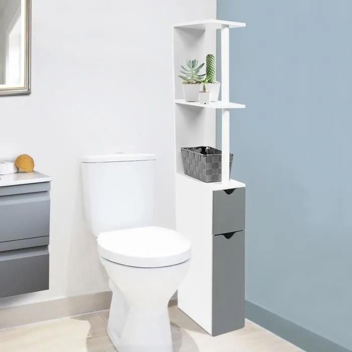 meuble salle de bain largeur 15 cm