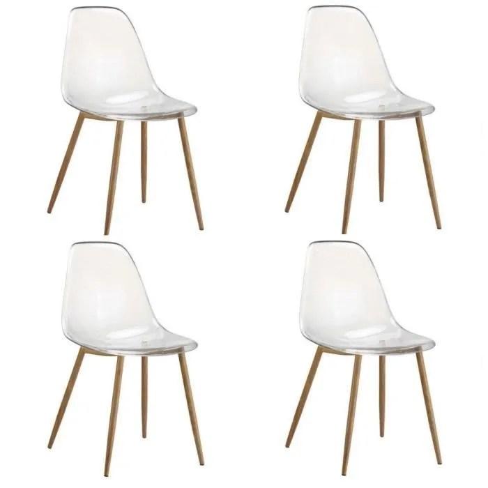 chaise design scandinave osana en