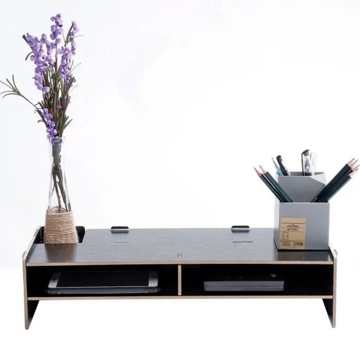 meuble tv support pour moniteur etagere de tv rack