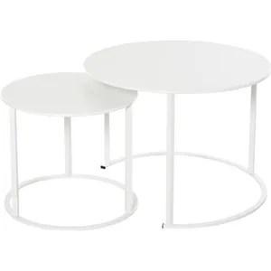table basse ronde gigogne