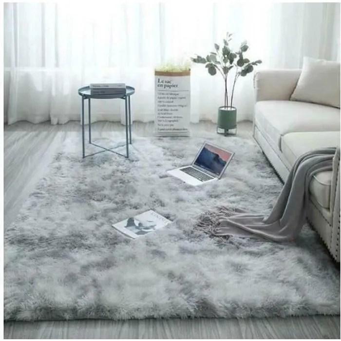 https www cdiscount com maison r tapis shaggy gris 160 x 230 cm html