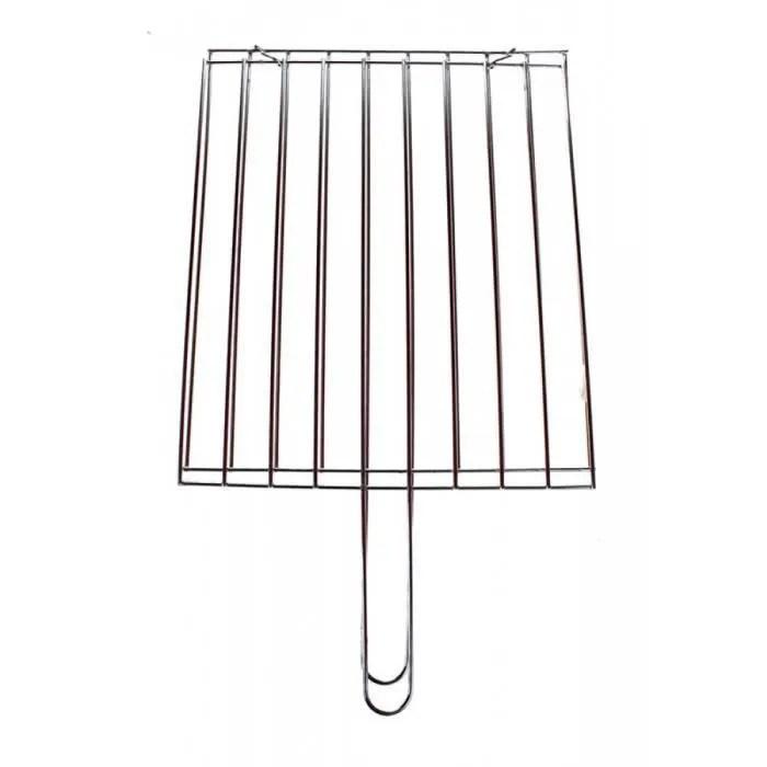 petite grille barbecue en acier 40 x 24 x 18 cm pl