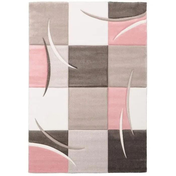 https www cdiscount com maison tapis ella tapis de salon 160x230cm pastel rose f 11725 naz8680926383276 html