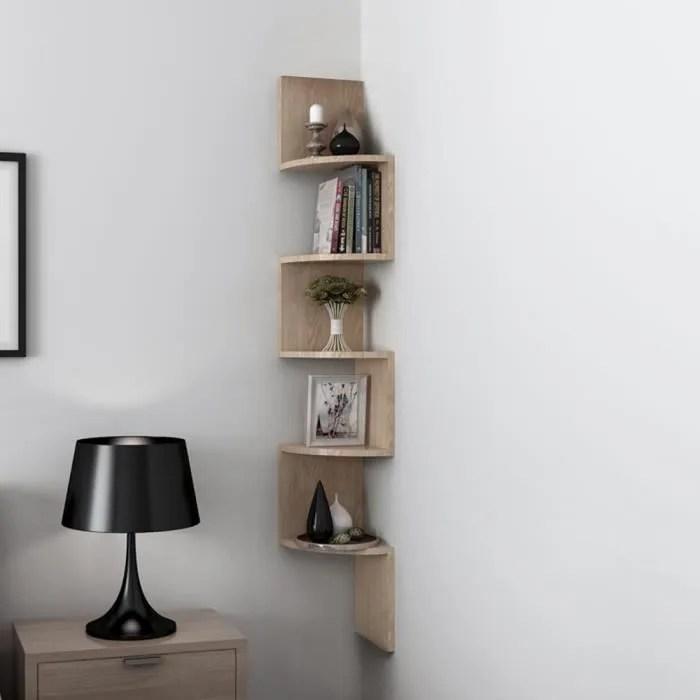 freestyle etagere meuble d angle zig zag design c
