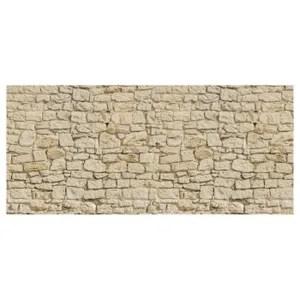 papier peint pierre beige