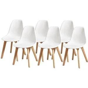 chaises blanc achat vente chaises