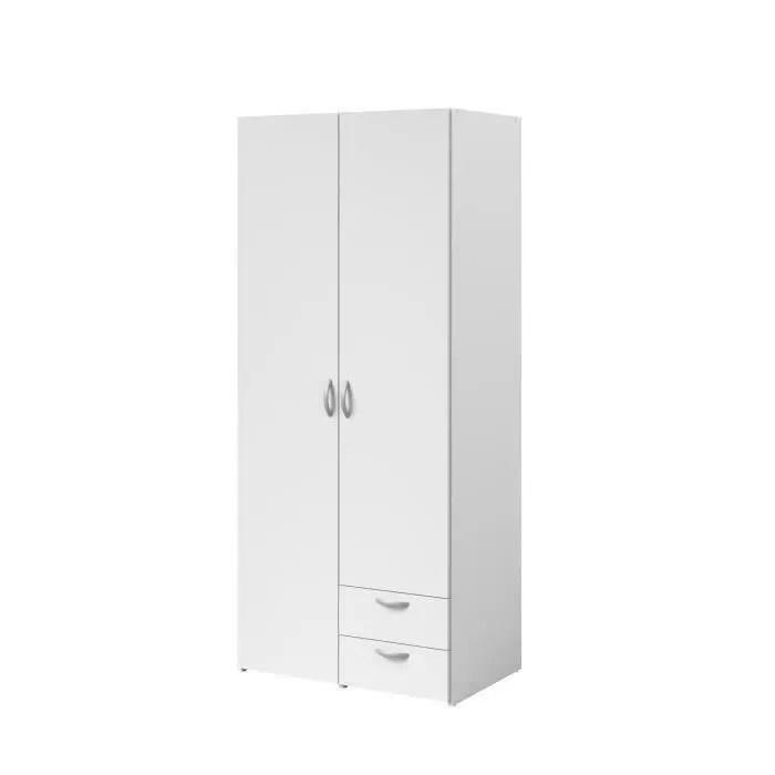 armoire penderie largeur 90 cm