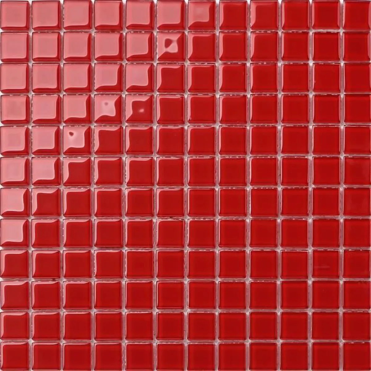 carrelage metro rouge