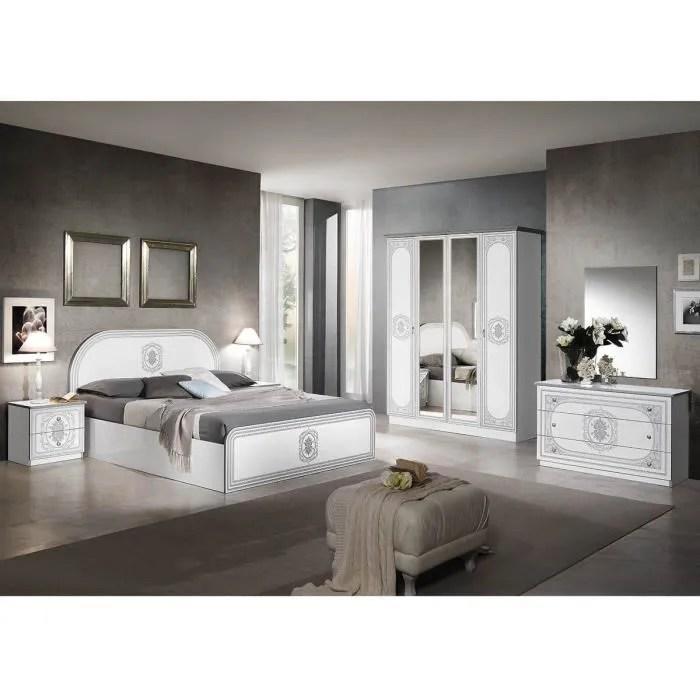 solaya chambre complete avec lit 160x200cm