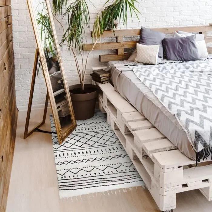 cotton berbere tapis de couloir 70 x 110 cm 10
