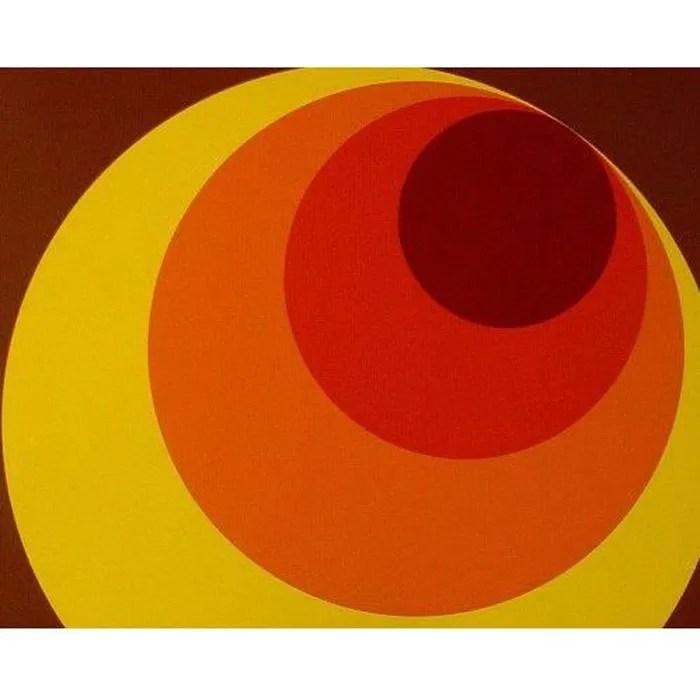 a s creation 701312 papier peint intisse retro design annees 70 marron jaune orange import allemagne