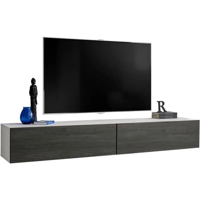 meuble tv mat