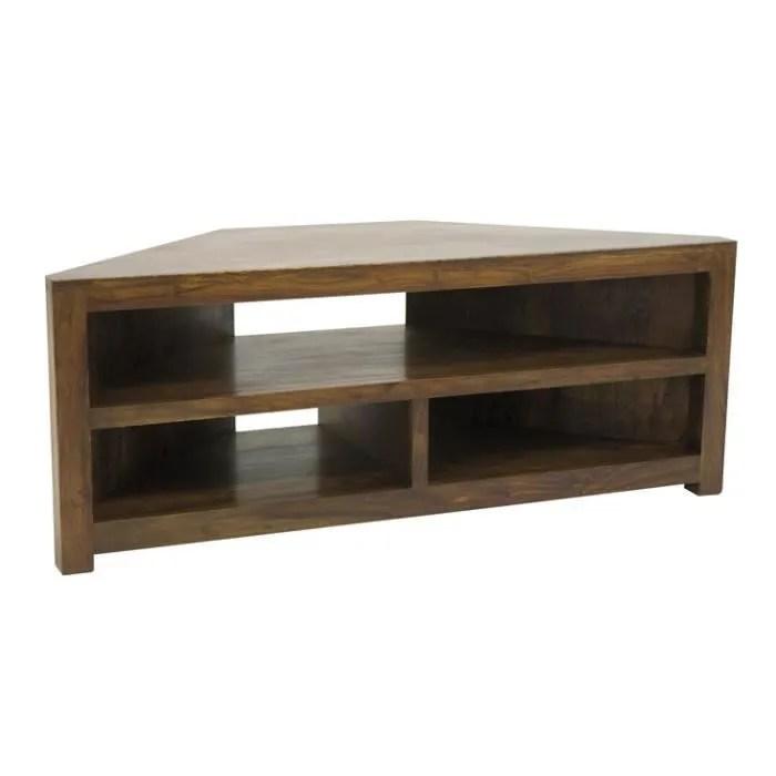 maharadja meuble tv d angle 3 niches hindi fin