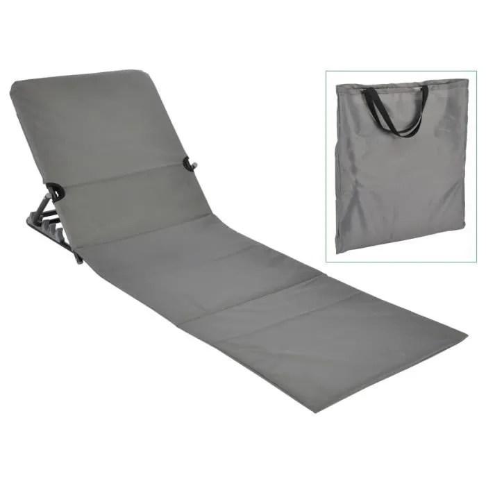 hi chaise longue chaise tapis de plage