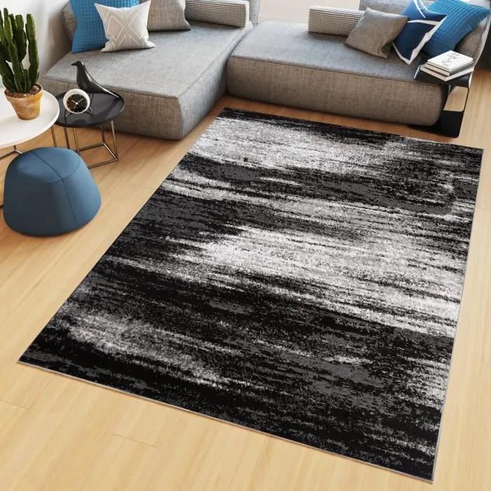 tapiso maya tapis salon chambre ado moderne mouche