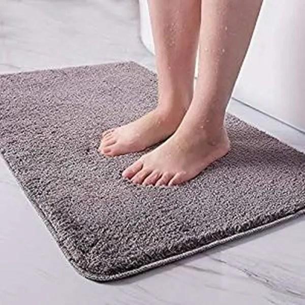 tapis de bain super absorbant tapis bain antidera