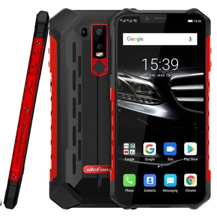 smartphone solide helio p70 octa core 4