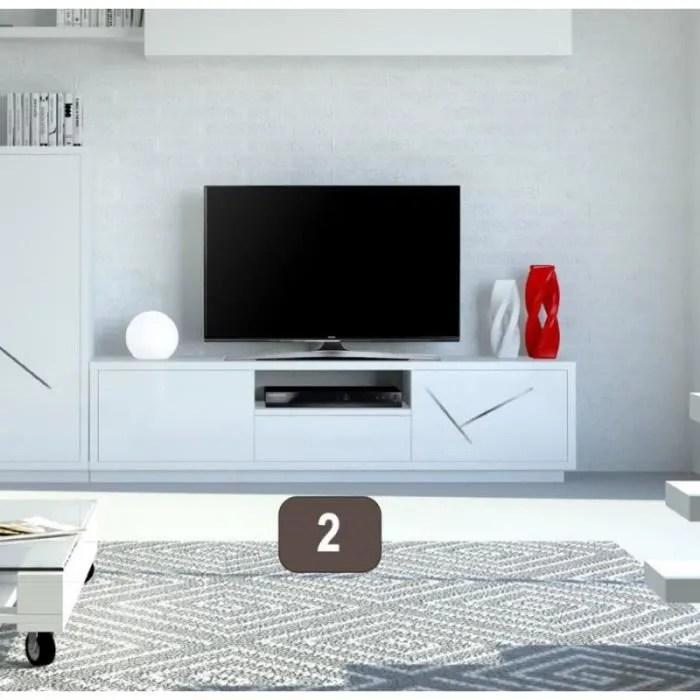 meuble tv 120 cm de finition generale