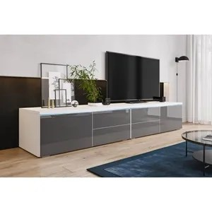 meuble tv ferme