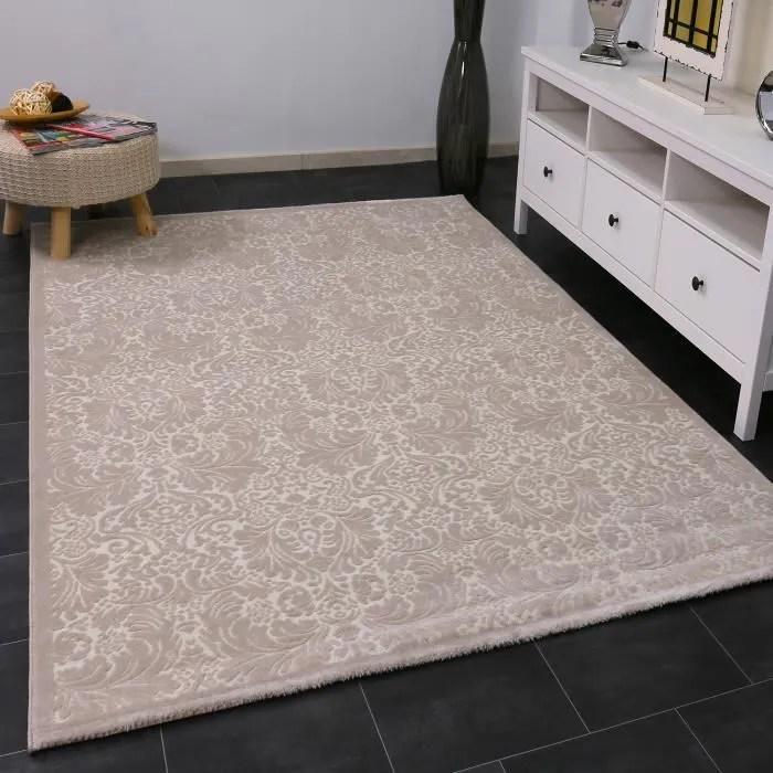 tapis oriental beige 80x150 cm