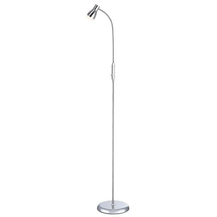 lampadaire pied marbre