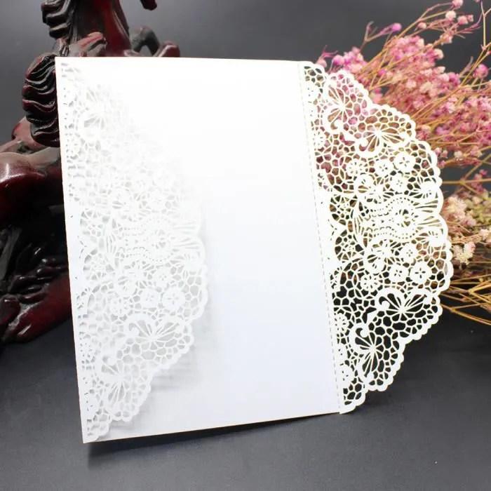 kit de carte d invitation de mariage de
