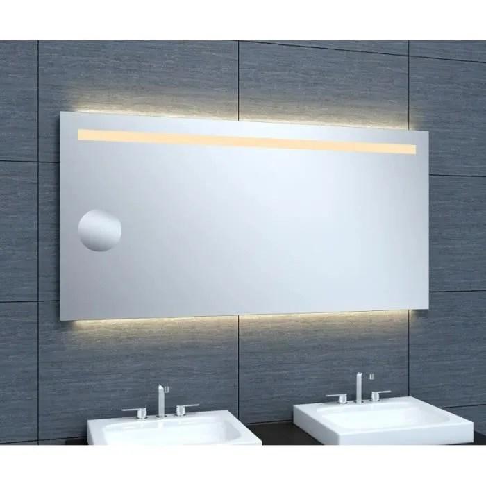 sikoltas kozhely fogas miroir salle de bain led 120 cm