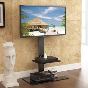 rfiver support tv sur pied meuble tv