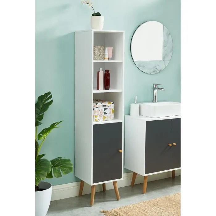 max colonne de rangement salle de bain