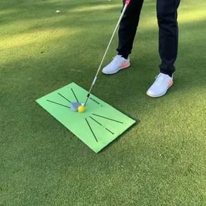 tapis entrainement de golf