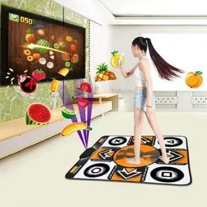 jeux video tapis de danse
