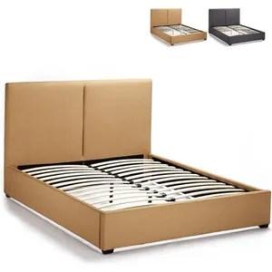 lit 1 place adulte avec sommier