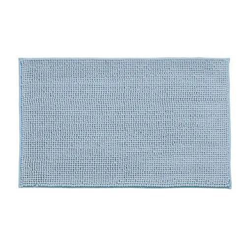 tapis de bain bleu canard