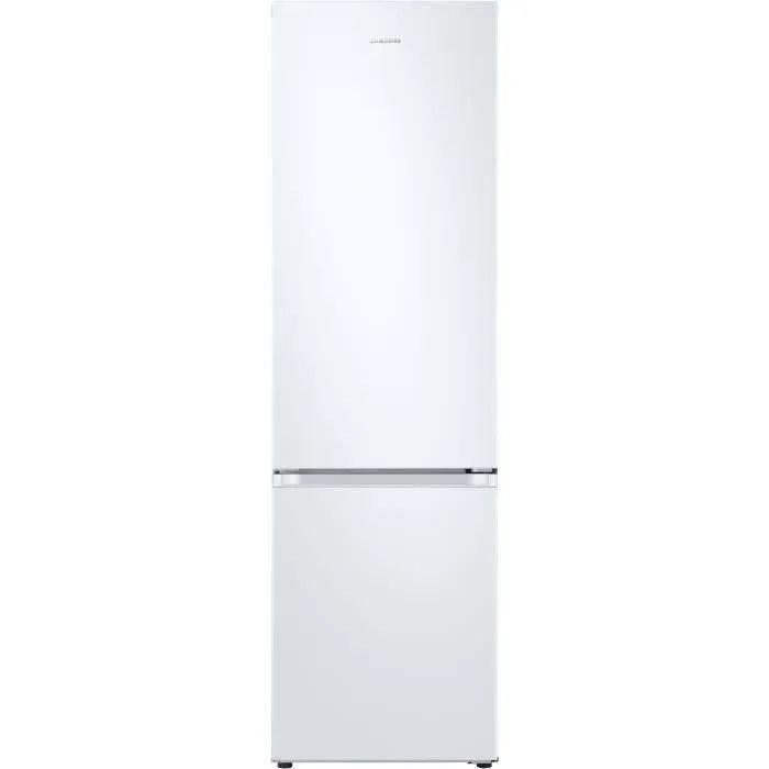 refrigerateur combine froid ventile petite profondeur pose libre