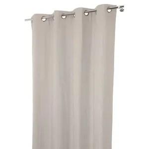 rideau gris clair hauteur 240
