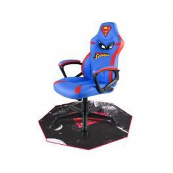 sa5590 s1 superman tapis de sol gamer antiderapant