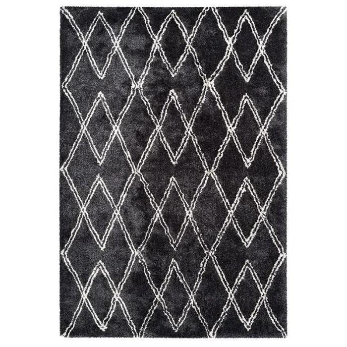 marroko tapis berbere 200 x 290cm 100 polyest