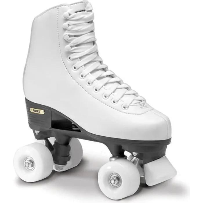 roces rc1 patin a roulettes blanc femme