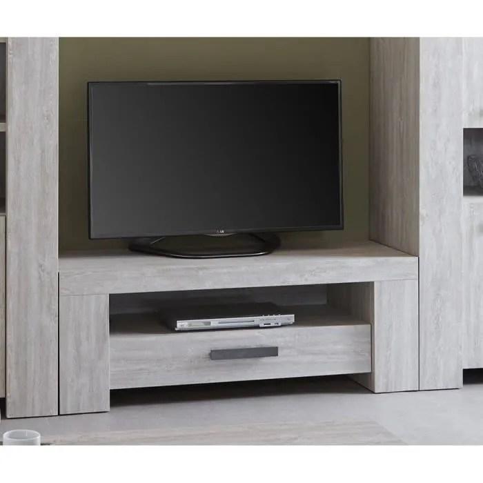 meuble chene gris