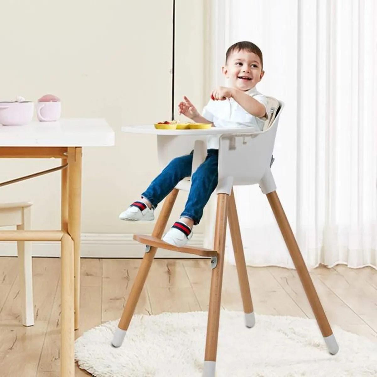 bebe confort chaise haute 2 en 1