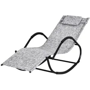 chaise longue transat cdiscount jardin