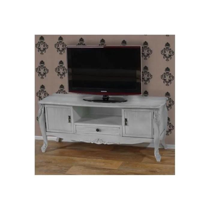 meuble tv barletta baroque cdiscount