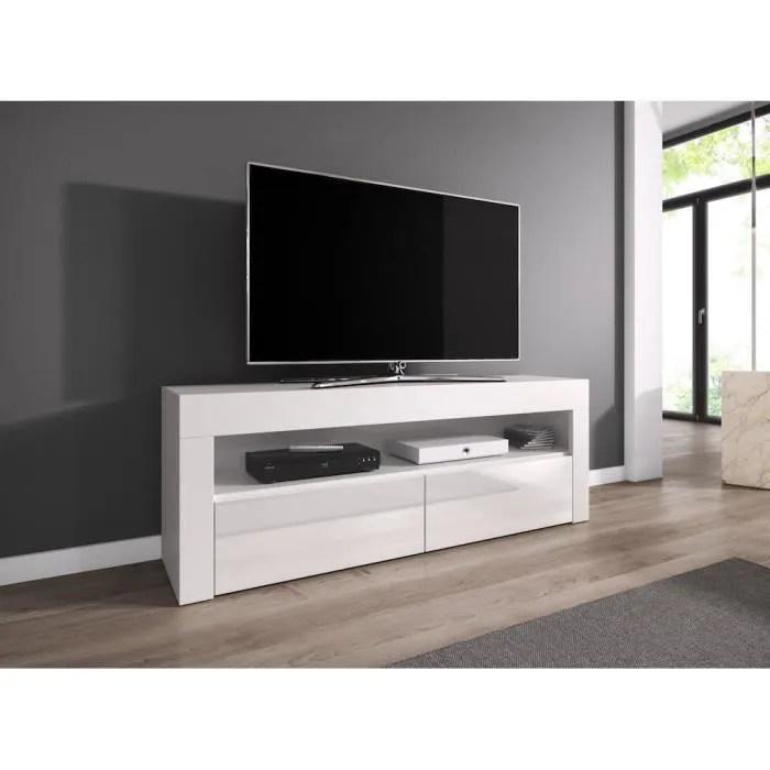 meuble tv luna meuble tv contemporain