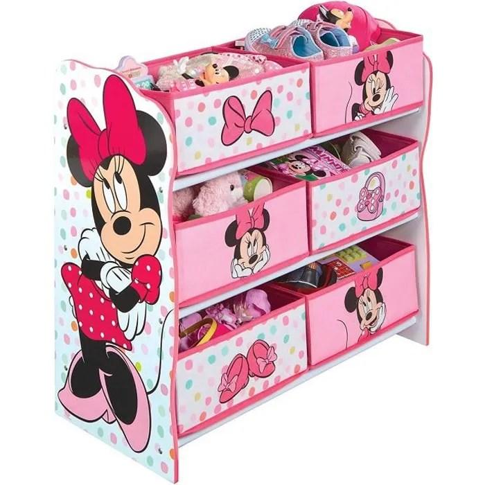 meubles avec bac de rangement pour enfants