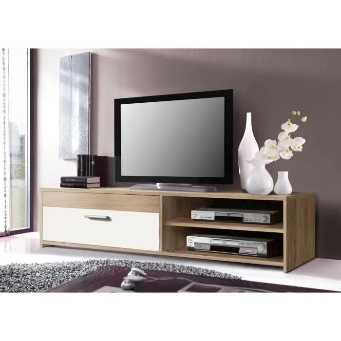 meuble tv longueur 80 cm
