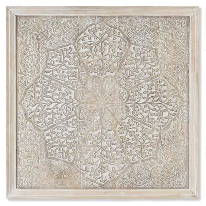 decoration orientale en relief