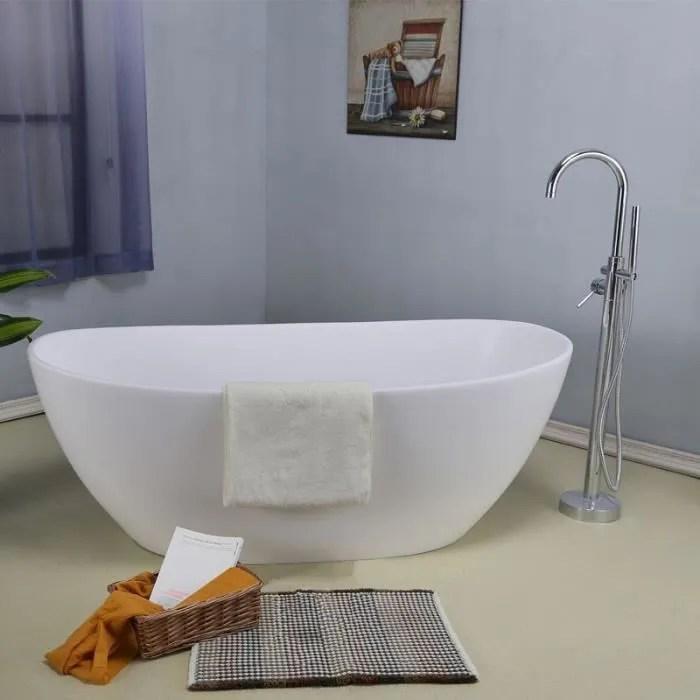 baignoire ilot 160