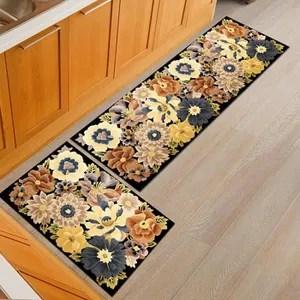 tapis de cuisine cdiscount maison